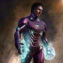 Iron Strange (Infinity)