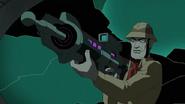 Klaw Vibranium Weapon