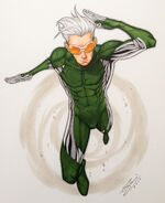 Quicksilver (Earth-1111)