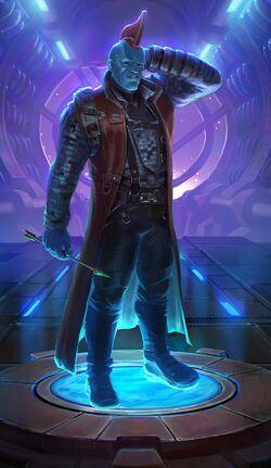 Yondu Earth-61615