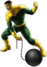 Thunderball (Marvel Ultimate Alliance)