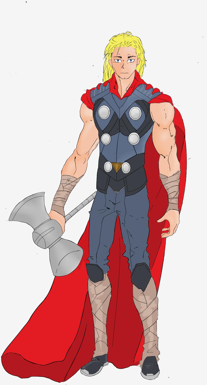 Thor Odinson (Earth-981) | Marvel Fanon | FANDOM powered by