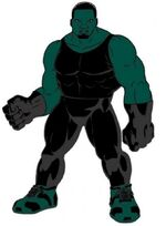 Black Hulk Leonard Bronson