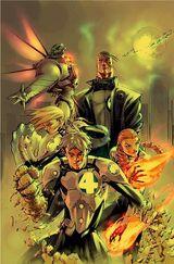 Fantastic Four 61615 Heroic Age