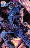 Captain America in war