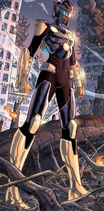 Eve Bakian (Earth-94241) from Infinity Gauntlet Vol 2 2 001