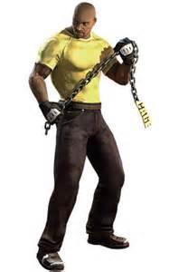 Luke Cage (Marvel Ultimate Alliance)