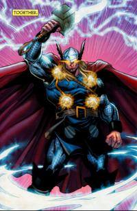 Thor prime universe