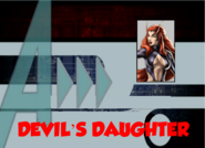 Devil's Daughter (A!)