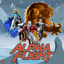 Alpha Flight A!