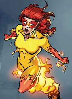 Firestar Earth-609