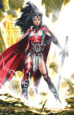 Sif (Infinitiverse)