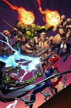 Spider-Man's final battle