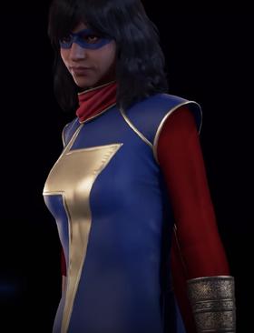 Ms Marvel (DR)