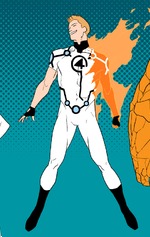 Human Torch (Earth-1111)