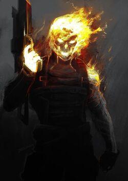 Ghost Rider (AVU)
