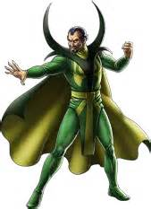 Baron Mordo (Marvel Ultimate Alliance)
