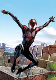 Miles Morales debut as Spider-Man.JPG