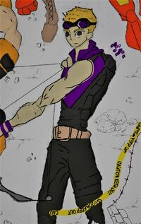 Ultiverse Hawkeye
