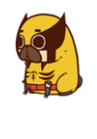 Wolverine Pug