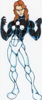 Captain Universe Richard Rider