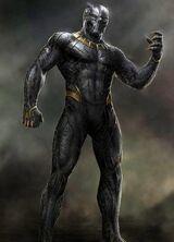 Killmonger Jaguar Earth-61615