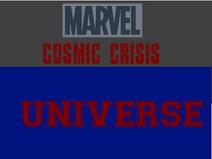 Marvel Cosmic Crisis Universe