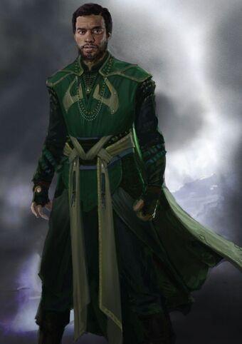 Karl Mordo (Earth-101) | Marvel Fanon | Fandom