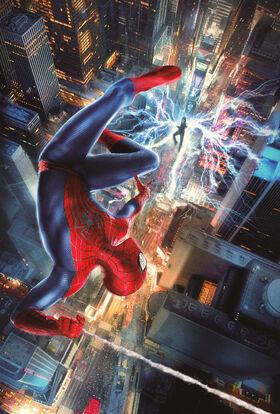 Spider-Man Darkest Hours Poster
