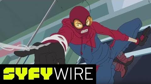 Disney XD's Marvel's Spider-Man Exclusive Sneak Peek SYFY WIRE