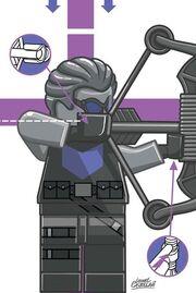 Hawkeye Curret Apperants