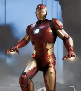 Iron Man (DR)