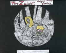 The Zoologist - Origin of the Species Poster with Color014