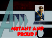 Mutant and Proud! (A!)