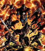 Dark Avengers Disambiguation