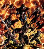 Dark Avengers Disambiguation