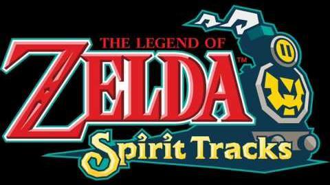 The Legend of Zelda Spirit Tracks Music - Lost Woods