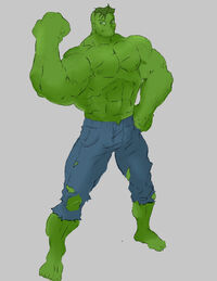 Ultiverse hulk (2)