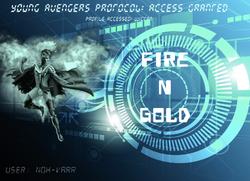 32-Fire N Gold