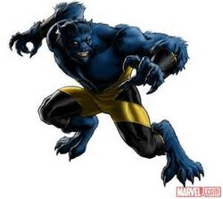 Beast (Marvel Ultimate Alliance 3)