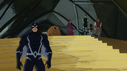 Black Bolt & the Inhumans A!