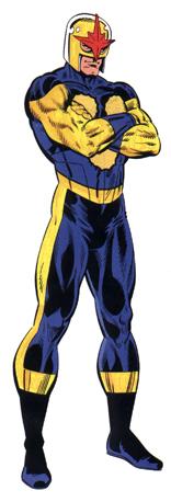 Nova (Marvel Ultimate Alliance 2)