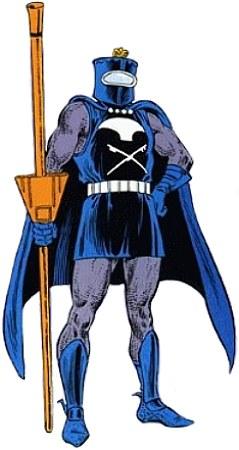 Black Knight (Nathan Garrett)