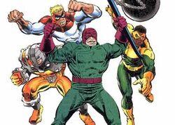 Wrecking Crew (Marvel Ultimate Alliance)