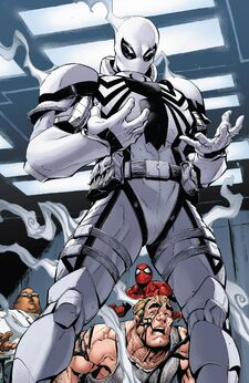 Agent Anti-Venom NEW Birth
