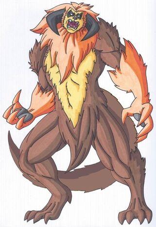 Beast man by robertmacquarrie1 d98qd42-pre
