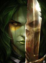 Gamora Earth-61615