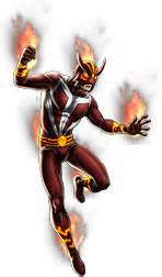 Sunfire (Marvel Ultimate Alliance 3)