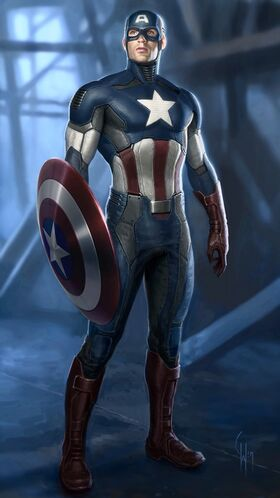Captain America (DR)