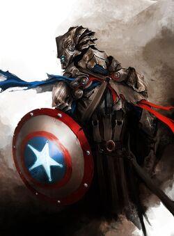 Captain Vibranium (Guardverse)